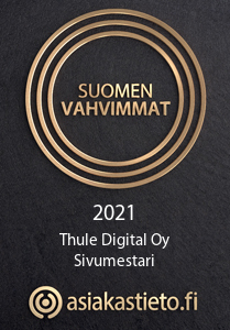 Suomen vahvimmat Thule Digital / Sivumestari