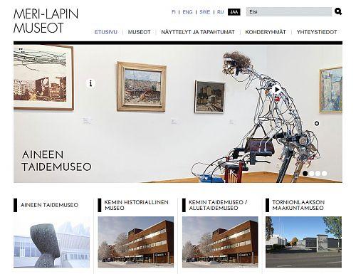 Merilapin museot