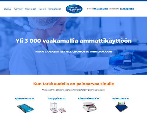Suomen Teollisuusvaaka